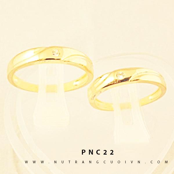 NHẪN CƯỚI PNC22
