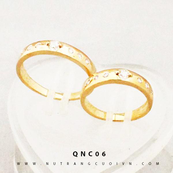 NHẪN CƯỚI ĐẸP QNC06
