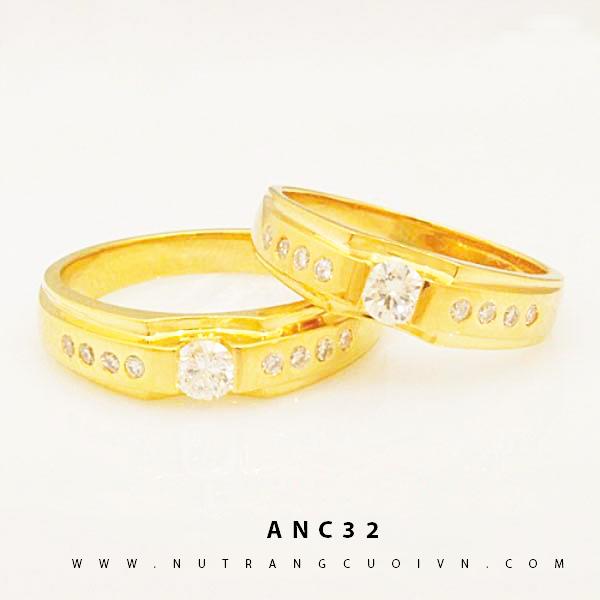 NHẪN CƯỚI ANC32