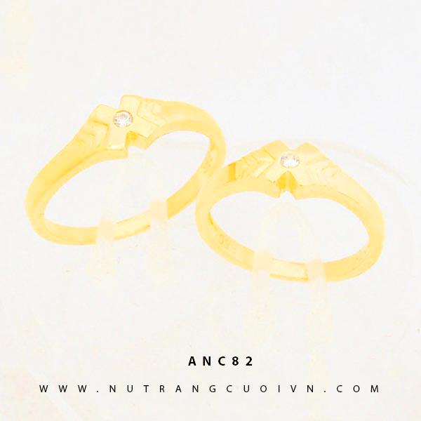 NHẪN CƯỚI ĐẸP ANC82
