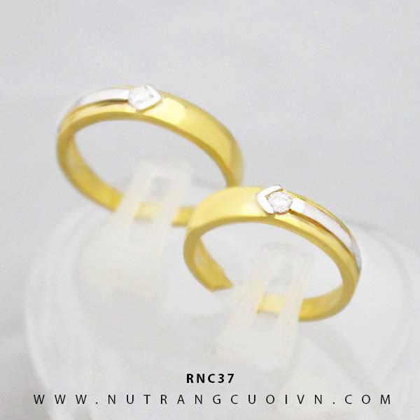 Nhẫn cưới RNC37