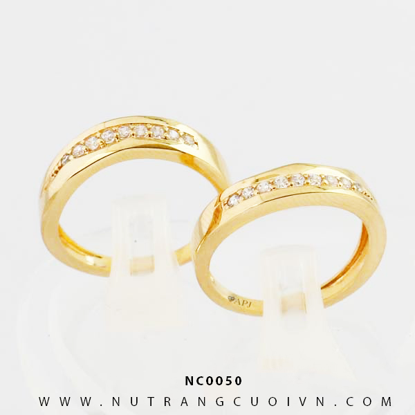 Nhẫn cưới NC0050