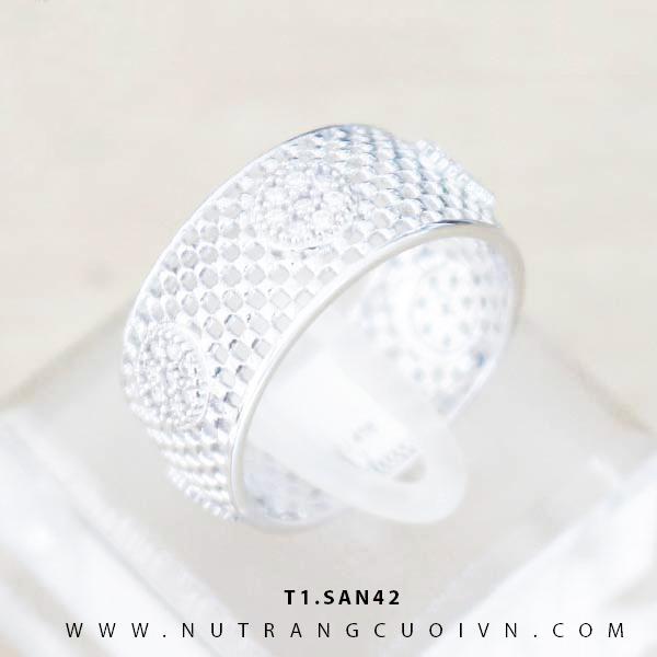 Nhẫn nữ T1.SAN42
