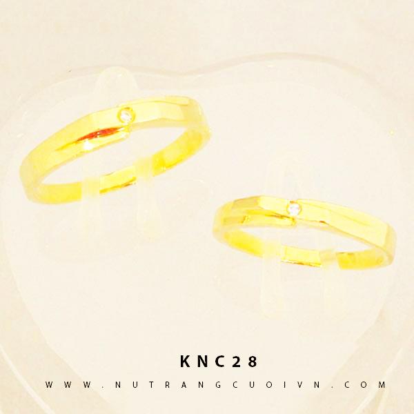 NHẪN CƯỚI KNC28