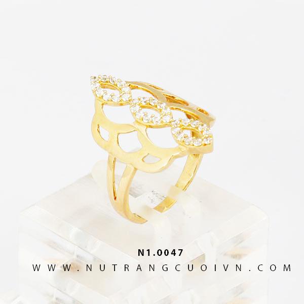 Nhẫn nữ đẹp N1.0047