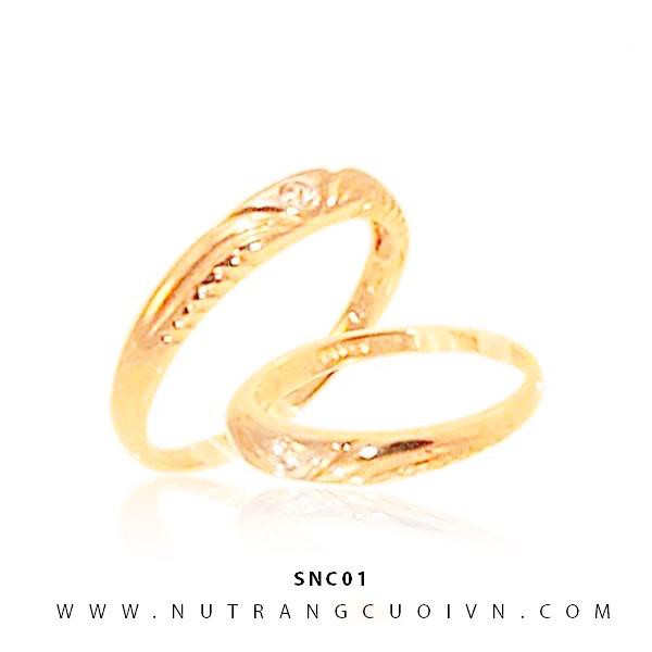 NHẪN CƯỚI SNC01