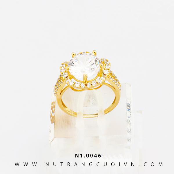 Nhẫn nữ đẹp N1.0046