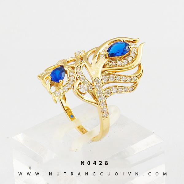 Nhẫn nữ N0428