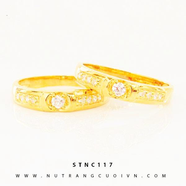 NHẪN CƯỚI STNC117