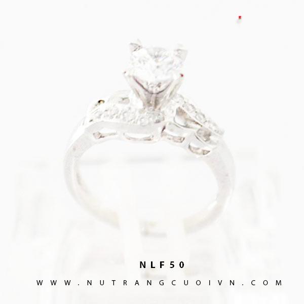 NHẪN CẦU HÔN - NHẪN KIỂU NLF50