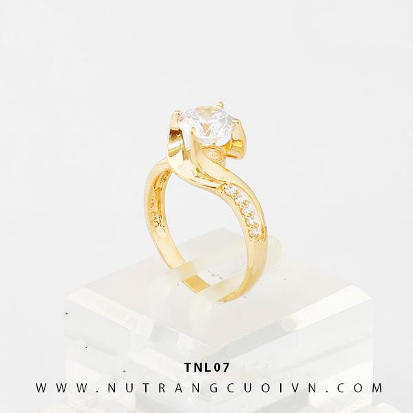 Nhẫn đính hôn TNL07