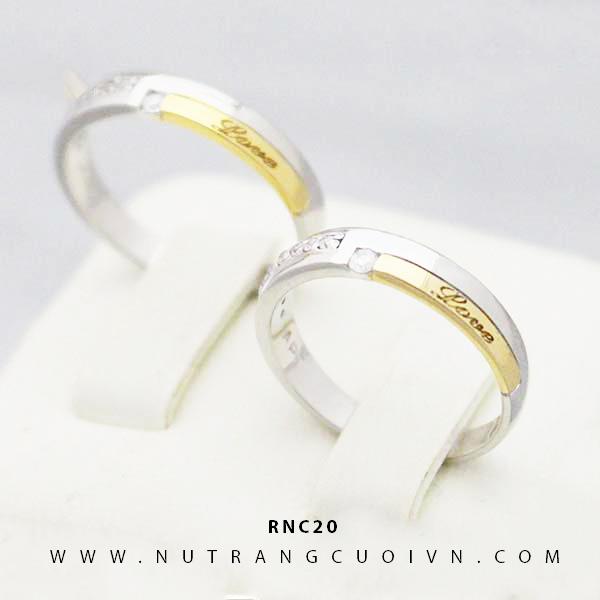 Nhẫn cưới đẹp RNC20