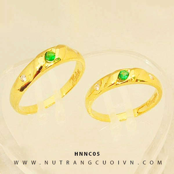 NHẪN CƯỚI HNNC05