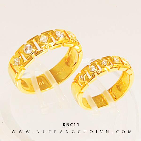 NHẪN CƯỚI KNC11