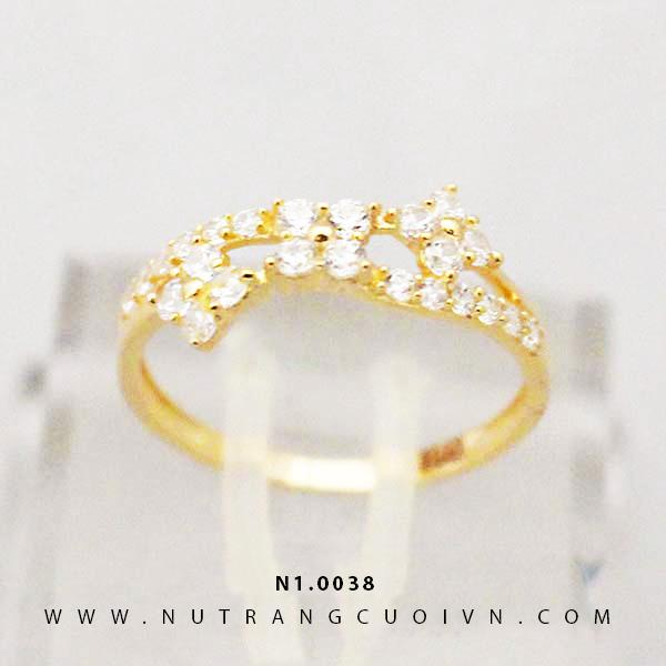 Nhẫn nữ đẹp N1.0038