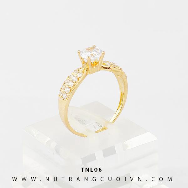 Nhẫn đính hôn TNL06