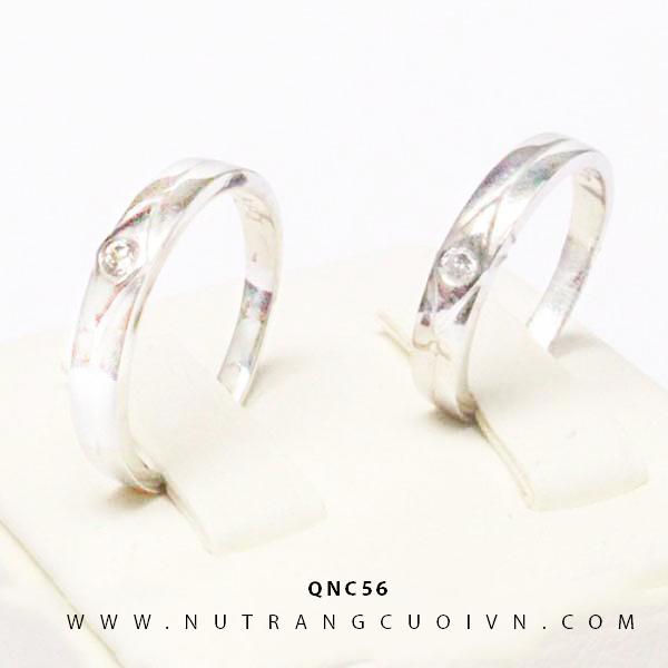 NHẪN CƯỚI QNC56