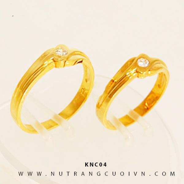 NHẪN CƯỚI KNC04
