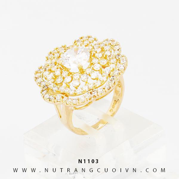 Nhẫn nữ N1103