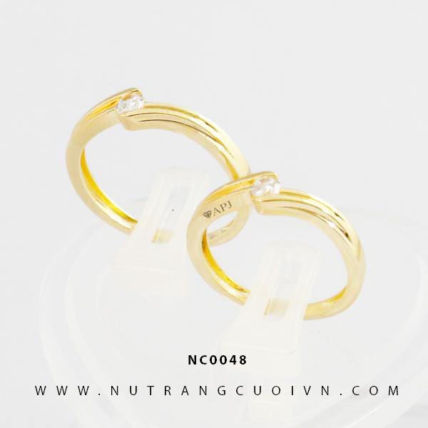 Nhẫn cưới NC0048