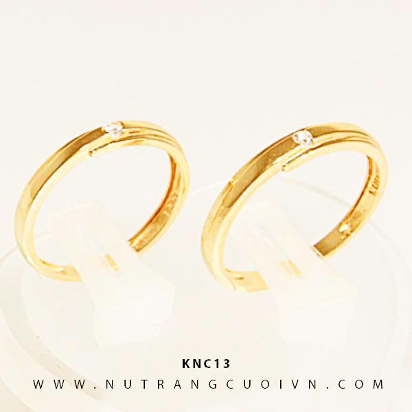 NHẪN CƯỚI KNC13