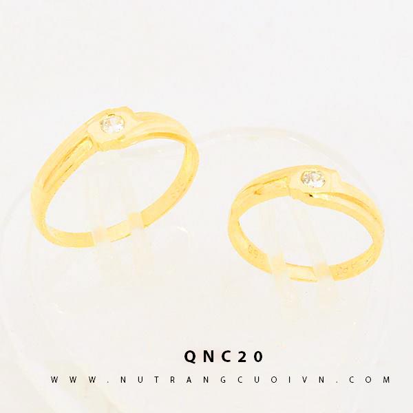 NHẪN CƯỚI QNC20