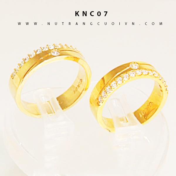 NHẪN CƯỚI KNC07