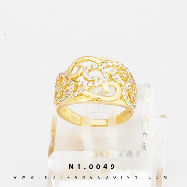 Nhẫn nữ đẹp N1.0049