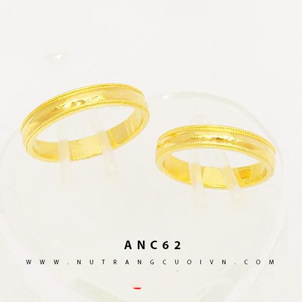 NHẪN CƯỚI ĐẸP ANC62
