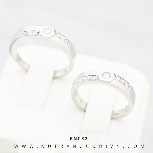 Nhẫn cưới đẹp RNC32