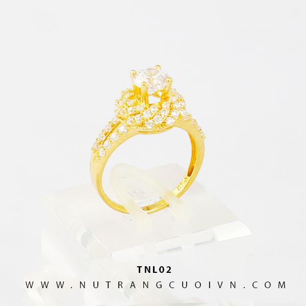 Nhẫn nữ TNL02