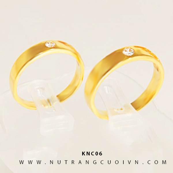 NHẪN CƯỚI KNC06
