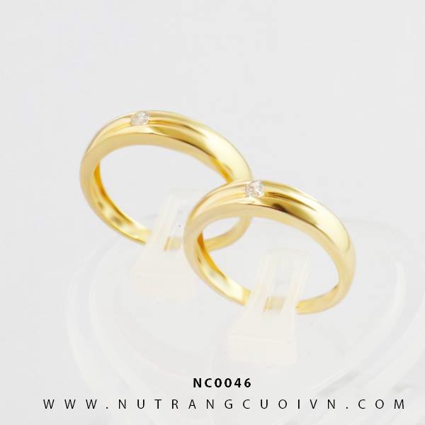 Nhẫn cưới NC0046