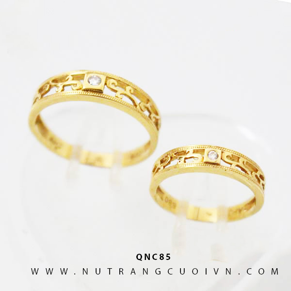 NHẪN CƯỚI QNC85