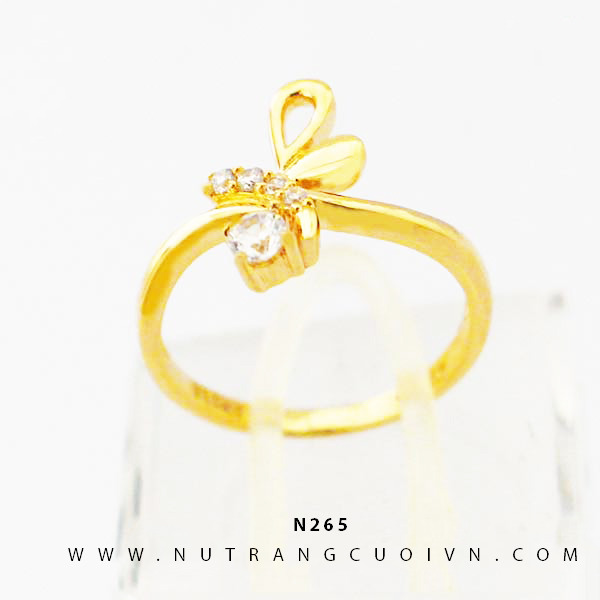 Nhẫn vàng nữ N265