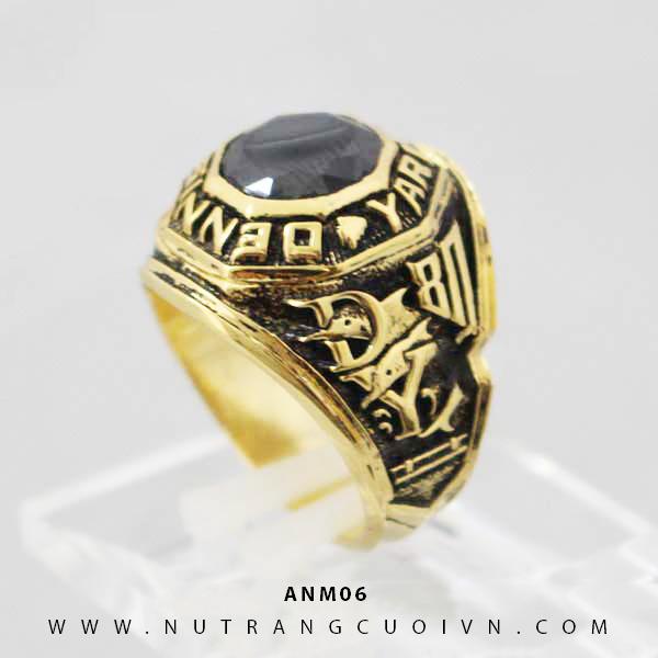 Nhẫn mỹ ANM06