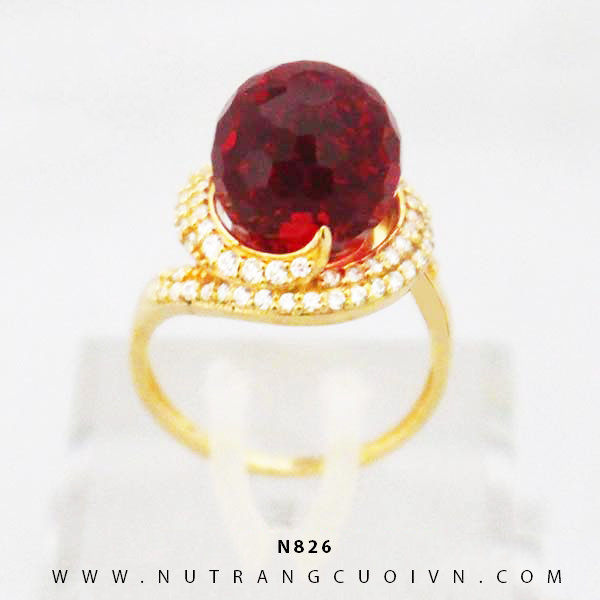 Nhẫn nữ đẹp N826