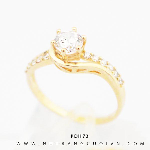 Nhẫn kiểu nữ PDH73