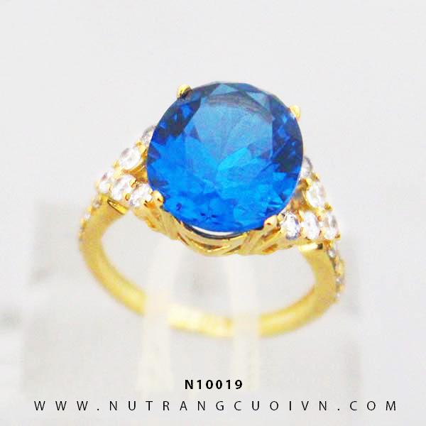 Nhẫn nữ đẹp N10019