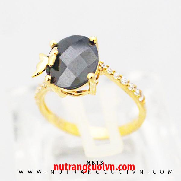 Nhẫn nữ đẹp NB13