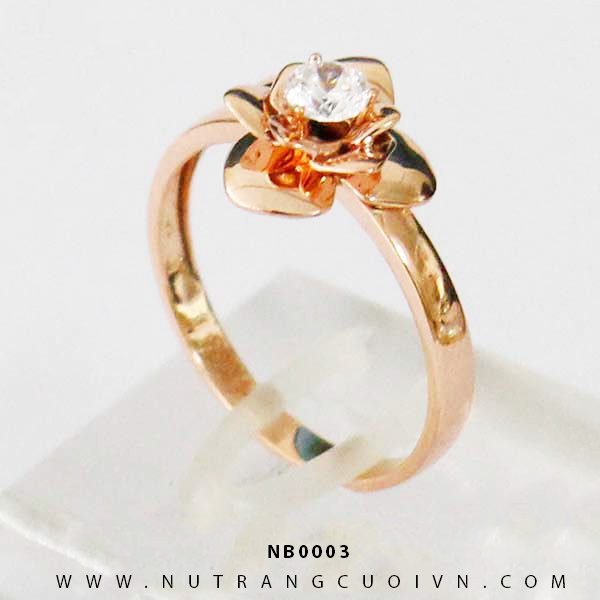 Nhẫn nữ đẹp NB0003