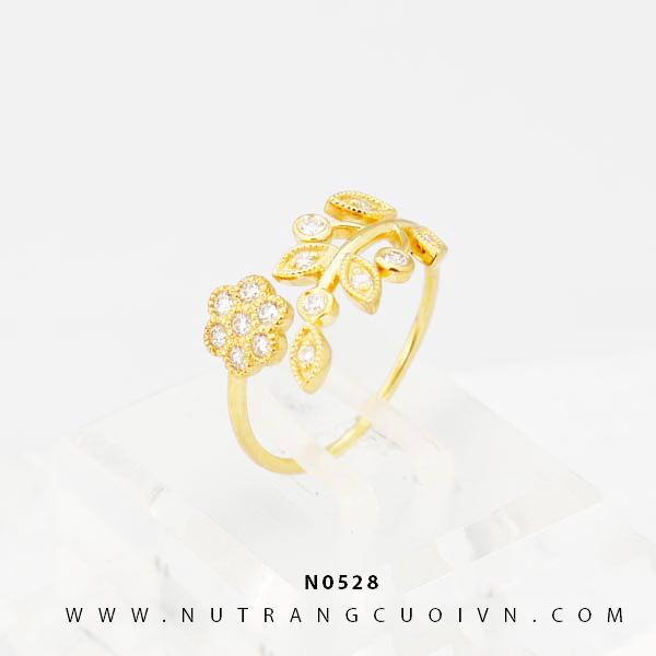 Nhẫn nữ N0528