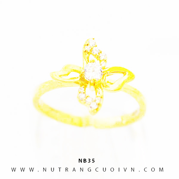 Nhẫn kiểu nữ NB35