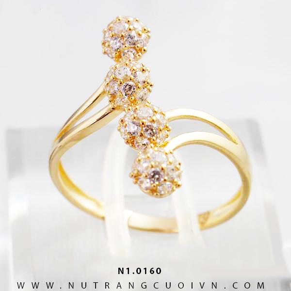 Nhẫn nữ N1.0160