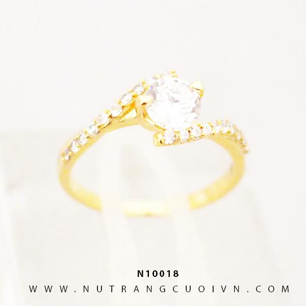 Nhẫn nữ đẹp N10018