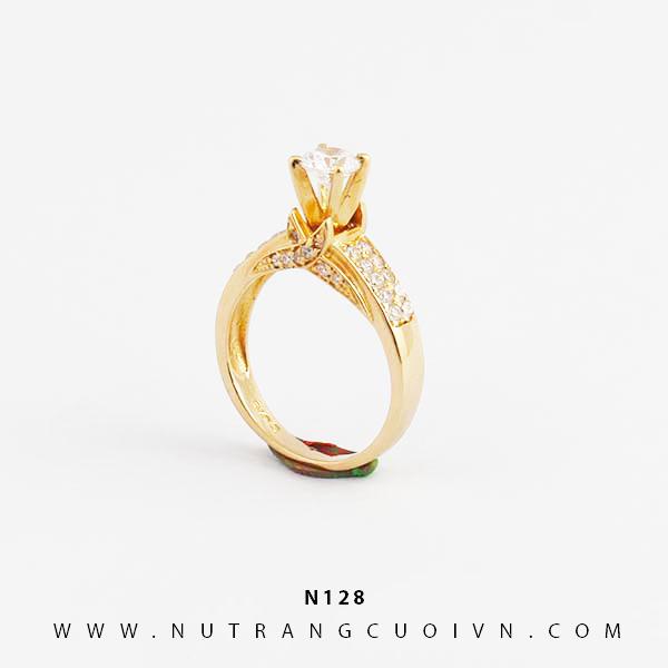 Nhẫn kiểu nữ N128