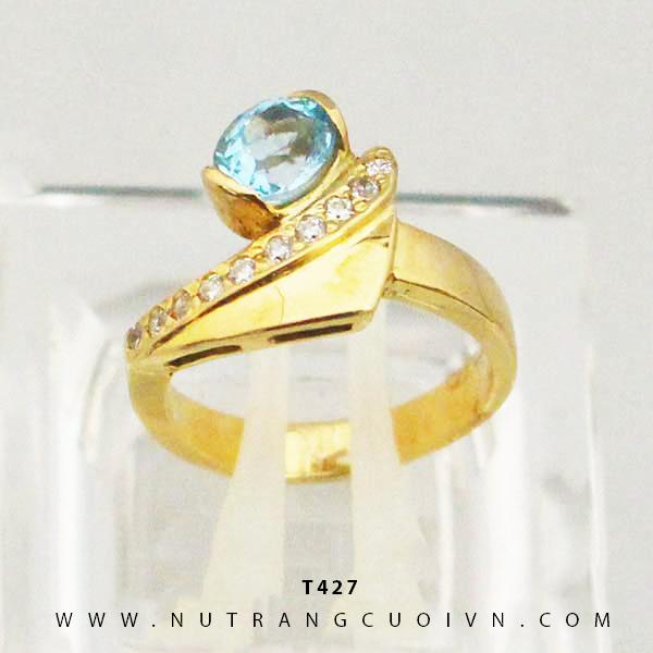 Nhẫn nữ đẹp T427