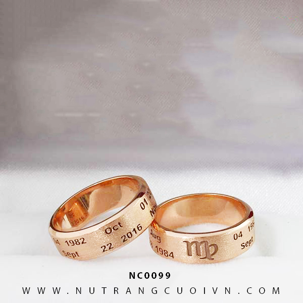 Nhẫn cưới NC0099