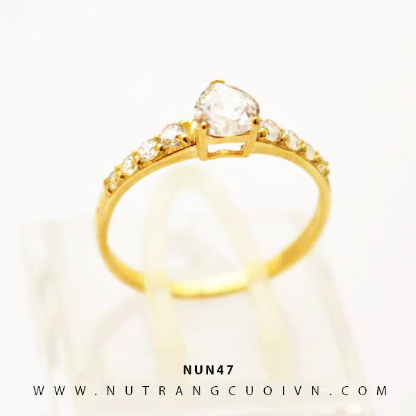 Nhẫn nữ đẹp NUN47