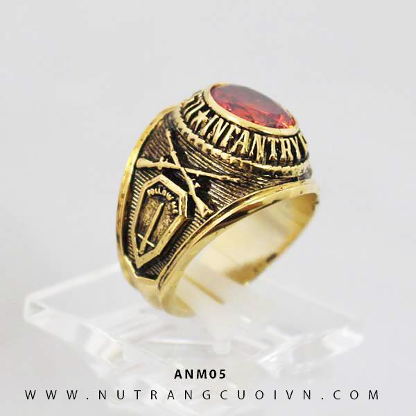 Nhẫn mỹ ANM05